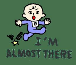 Baby's Life -english ver- sticker #586457