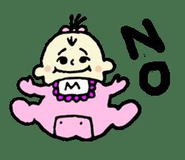Baby's Life -english ver- sticker #586459