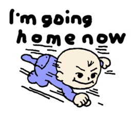 Baby's Life -english ver- sticker #586462