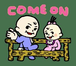 Baby's Life -english ver- sticker #586467