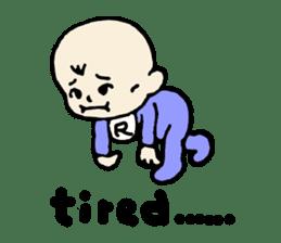 Baby's Life -english ver- sticker #586468