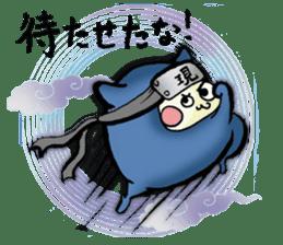 NINJYA-MARU sticker #586717