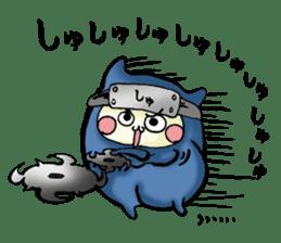 NINJYA-MARU sticker #586719