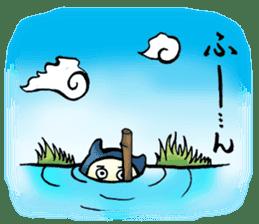 NINJYA-MARU sticker #586729