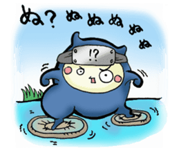 NINJYA-MARU sticker #586740