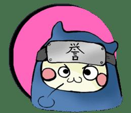 NINJYA-MARU sticker #586747
