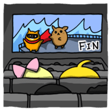 Ball Friend 2 sticker #587473