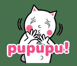 Which Cat? sticker #588083