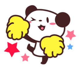 Pandarin sticker #588294