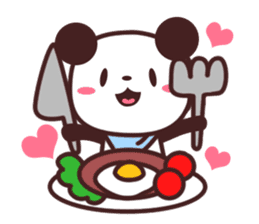 Pandarin sticker #588296