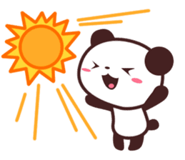 Pandarin sticker #588297