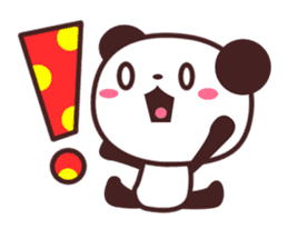 Pandarin sticker #588301