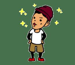 u-chan sticker #588674