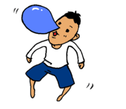 u-chan sticker #588676
