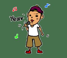 u-chan sticker #588679