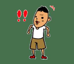 u-chan sticker #588681
