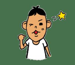 u-chan sticker #588684