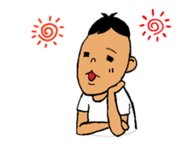 u-chan sticker #588688
