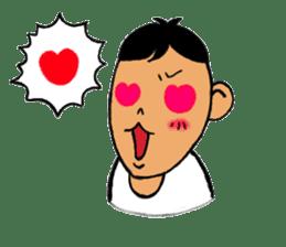 u-chan sticker #588691