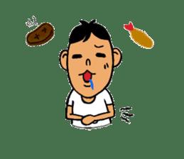 u-chan sticker #588698