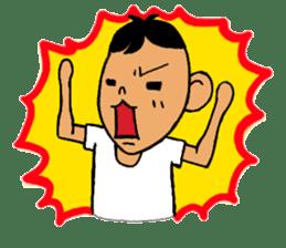 u-chan sticker #588710