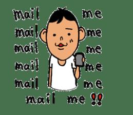 u-chan sticker #588713