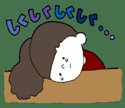 Osaka girl sticker #589411