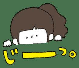 Osaka girl sticker #589428