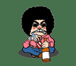 Wild & Cute Boss sticker #589469