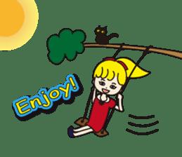 Katy sticker #590026
