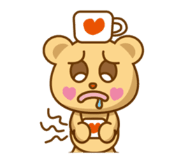 CAFIINO! Daily conversation sticker #590194