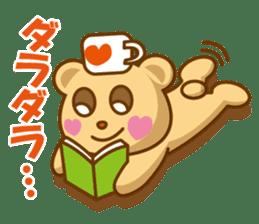 CAFIINO! Daily conversation sticker #590230