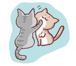 It's good cat day! 1st sticker #590291