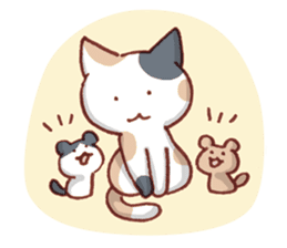It's good cat day! 1st sticker #590292
