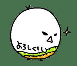 tamapan sticker #590931