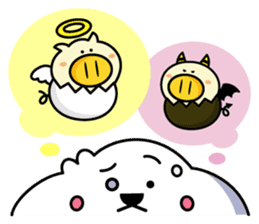 Dog and Pig Part2 sticker #591574