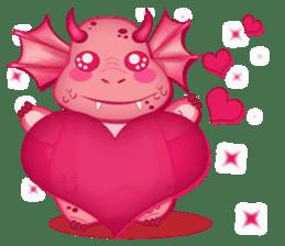 Baby Dragon sticker #591794