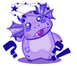 Baby Dragon sticker #591802