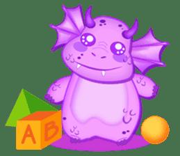 Baby Dragon sticker #591808