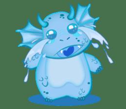 Baby Dragon sticker #591812