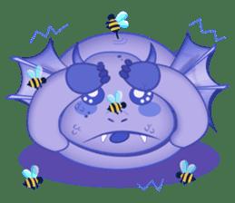 Baby Dragon sticker #591817