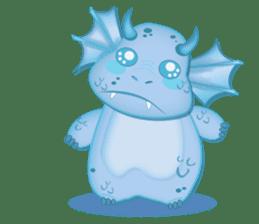 Baby Dragon sticker #591823