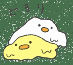 Spiritless Chick sticker #592442