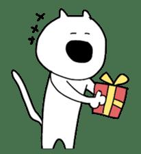 cat and buddy ver.2 sticker #592688