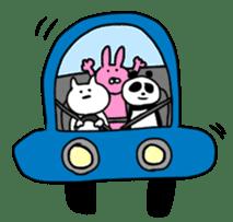 cat and buddy ver.2 sticker #592713