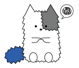 Everyday of POME-kun sticker #592889
