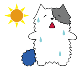 Everyday of POME-kun sticker #592892