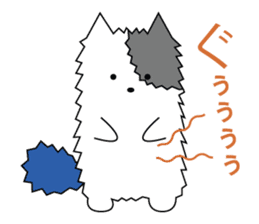 Everyday of POME-kun sticker #592894