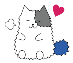 Everyday of POME-kun sticker #592896