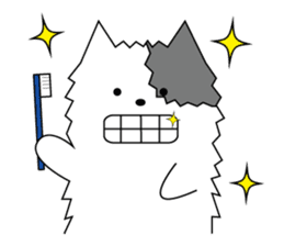 Everyday of POME-kun sticker #592897